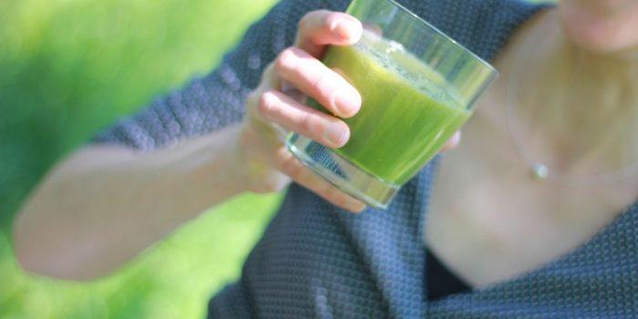 Grüner Smoothie: mein täglicher Gesundheitsbooster