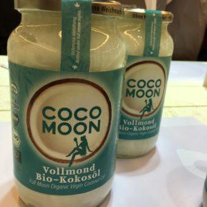 Ein besonderes Kokosöl: bei Vollmond abgefüllt