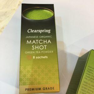 Neu auf der BioFach 2018: Tassenfertiger Matcha Shot